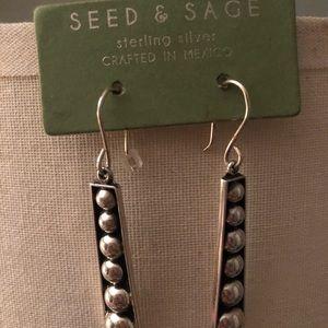Seed & Sage Earrings